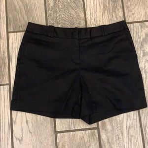 Like new black shorts